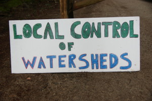 local-control-of-Watersheds - Chapman Creek