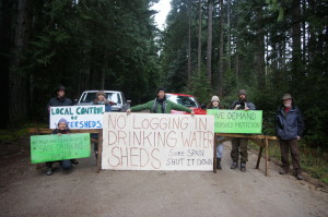 Protect the Chapman Creek Drinking Watershed